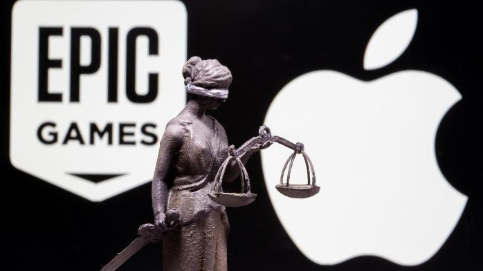 Epic起诉苹果垄断