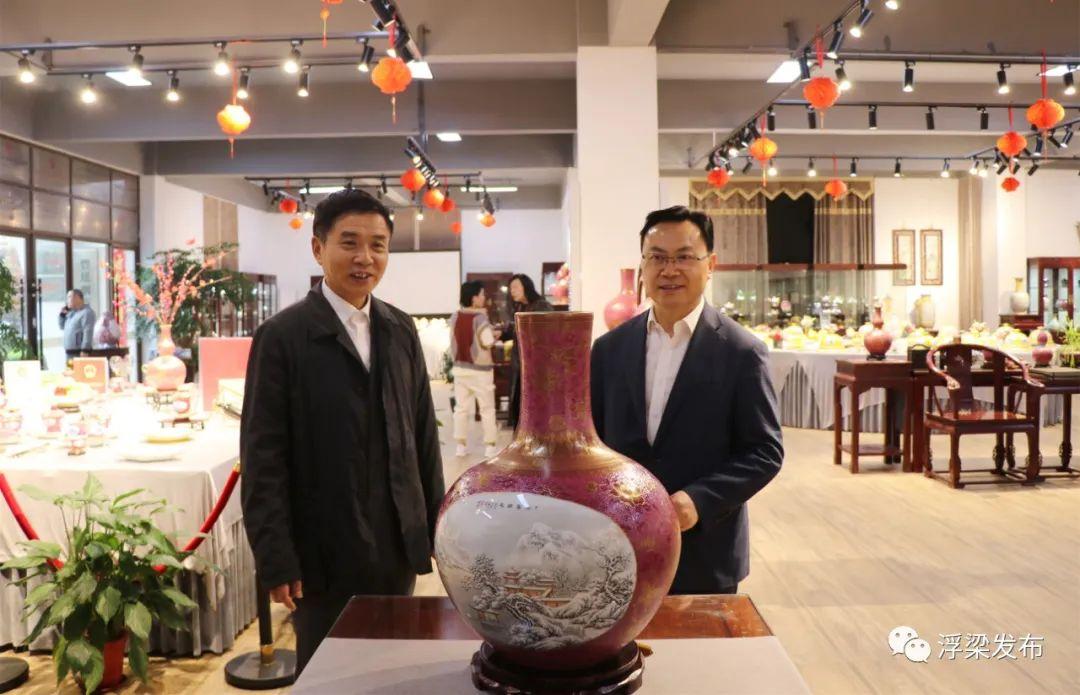 凝智聚力,共话浮梁茶瓷融合创新发展!茶瓷话浮梁·茶话沙龙活动举行