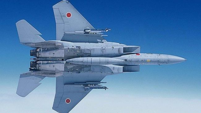 日媒:经费过高!日F-15改装计划全面搁浅