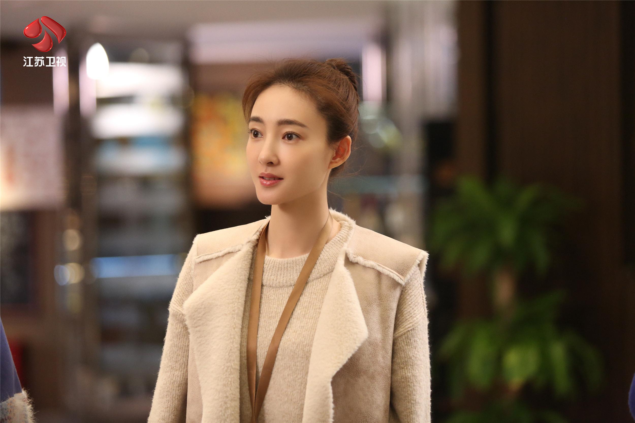 王丽坤在剧中是温暖坚强的存在。