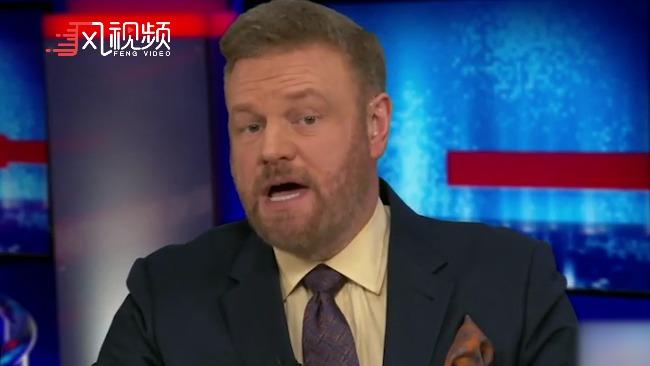 美媒主持人称美国被中国削弱 美网友说大实话