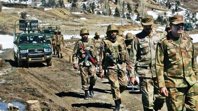 5名印度安全人员在与反政府武装交火中身亡
