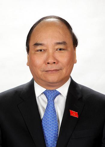 阮春福当选越南新一任国家主席