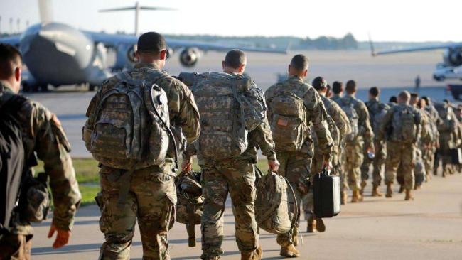 美军战斗部队将全部撤离伊拉克,但尚无时间表