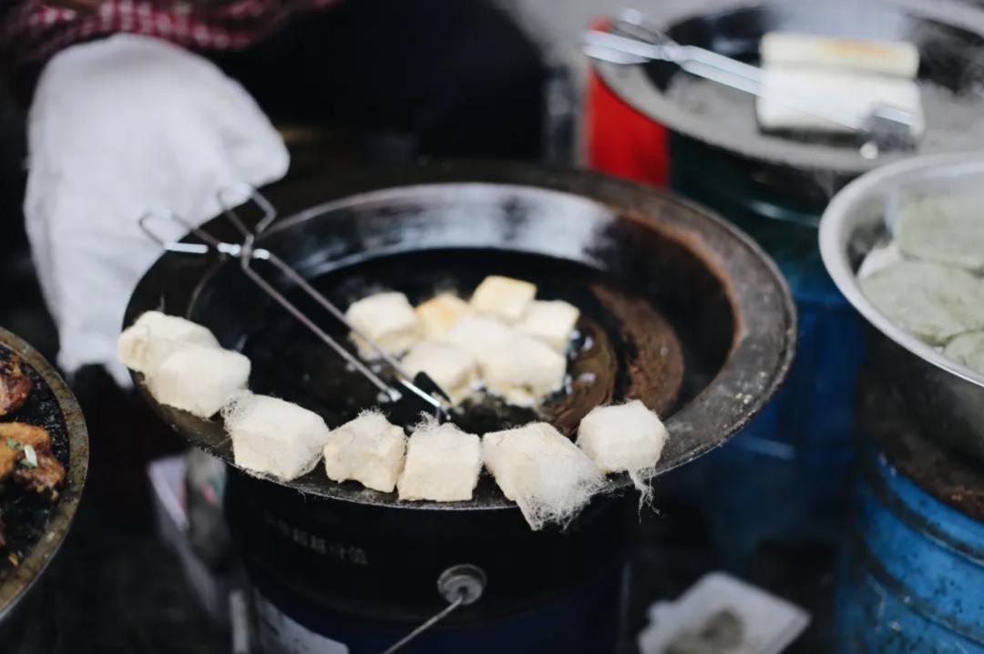 △毛豆腐。图by 小肥虾