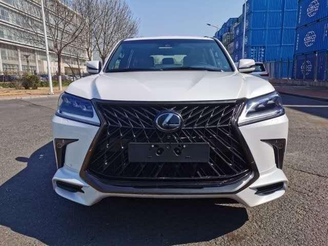 2021款雷克萨斯LX570野性SUV现车优惠