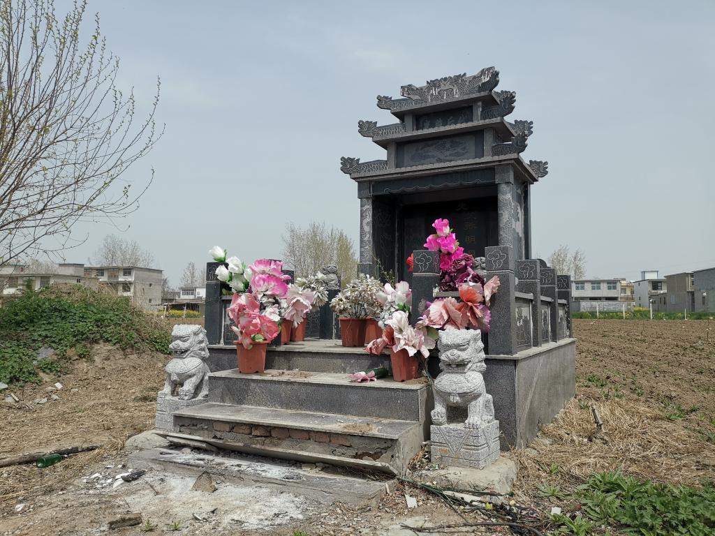 """亳州部分麦田""""长""""出豪华墓,有住宅式大墓成本超10万"""