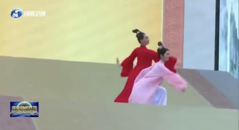 出圈!第七届中国(鹤壁)樱花文化节引来央视、凤凰卫视等关注