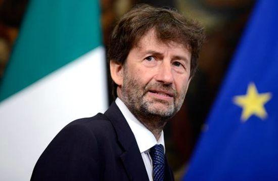 意大利文化部部长弗朗切斯基尼