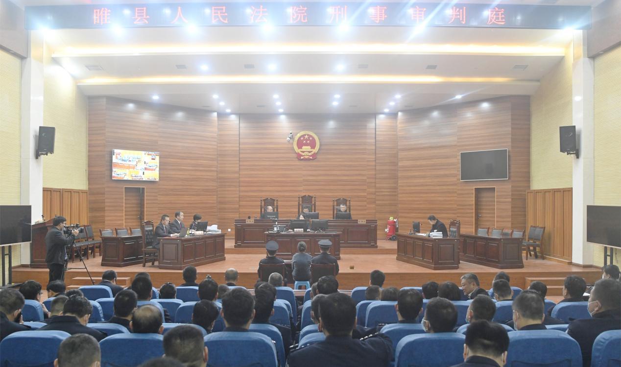 商丘市睢县法院以案促改强化警示教育
