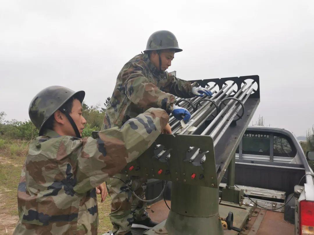 赣州持续高温少雨、气象干旱 发射增雨火箭弹35枚