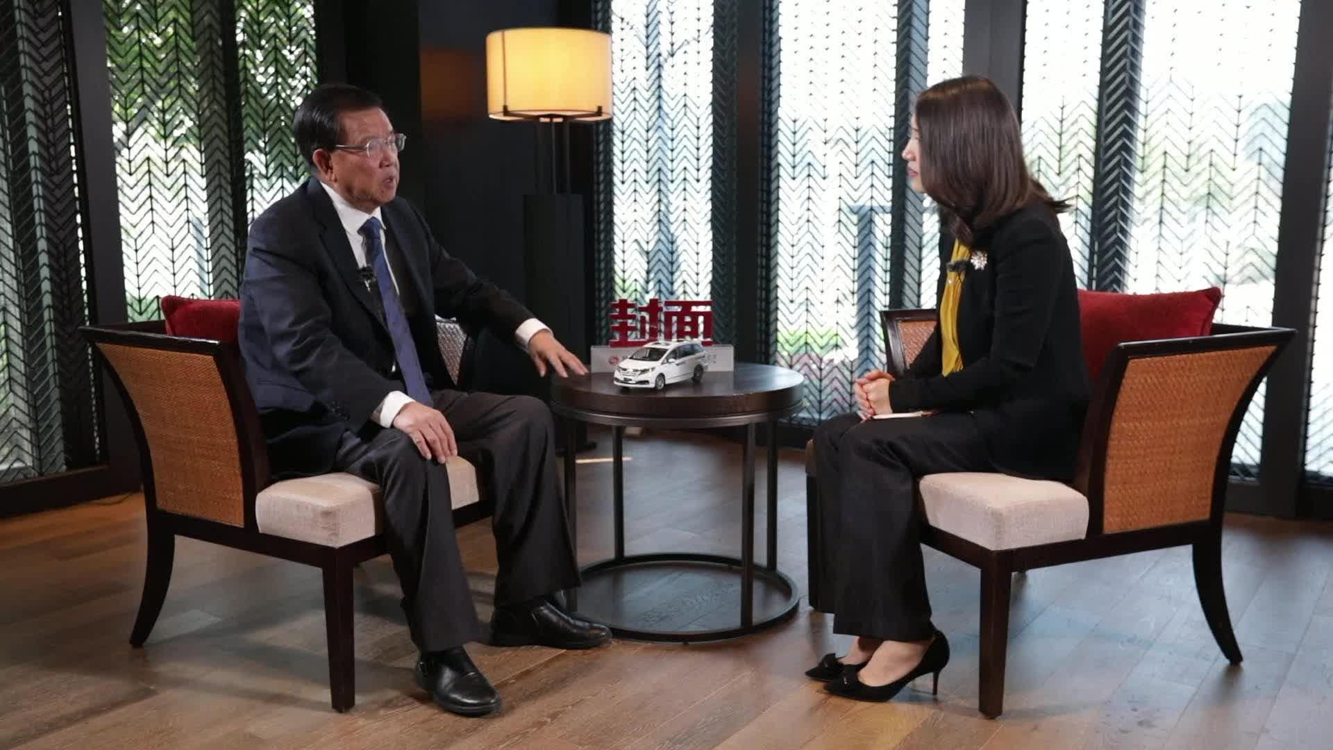 凤凰《封面》|对话中国入世首席谈判代表龙永图(完整版)