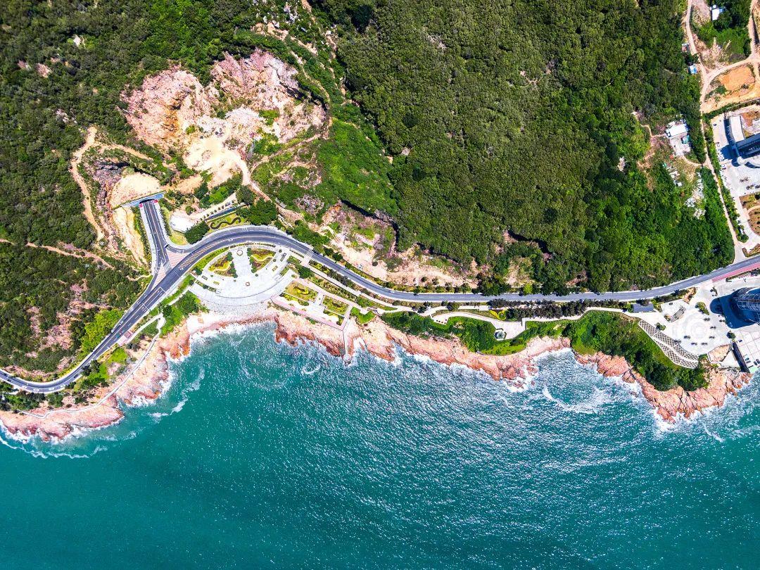 中国4条环海公路,带你奔赴山和大海!