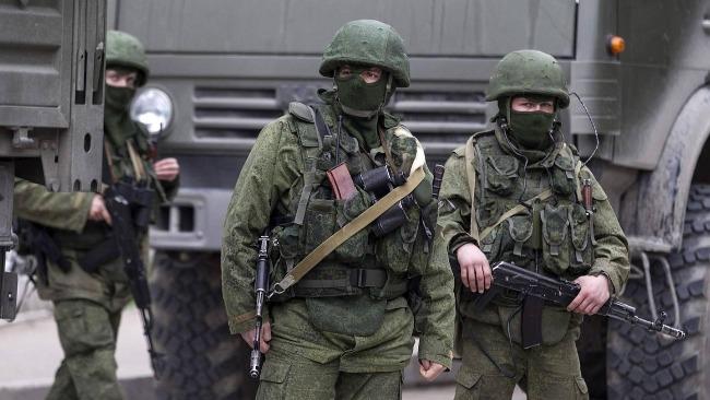 美俄对峙乌克兰:美伞兵赴乌演习 俄军队集结边境