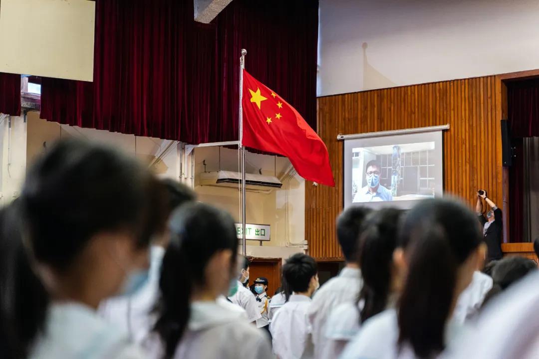 大湾区之声热评:香港一定可以保持长期繁荣稳定
