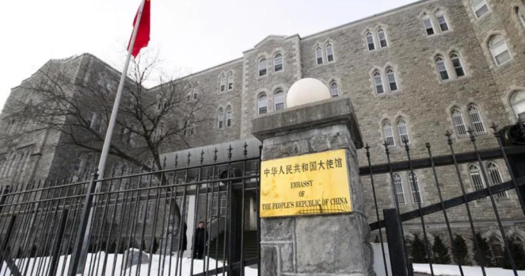 中国驻加拿大使领馆