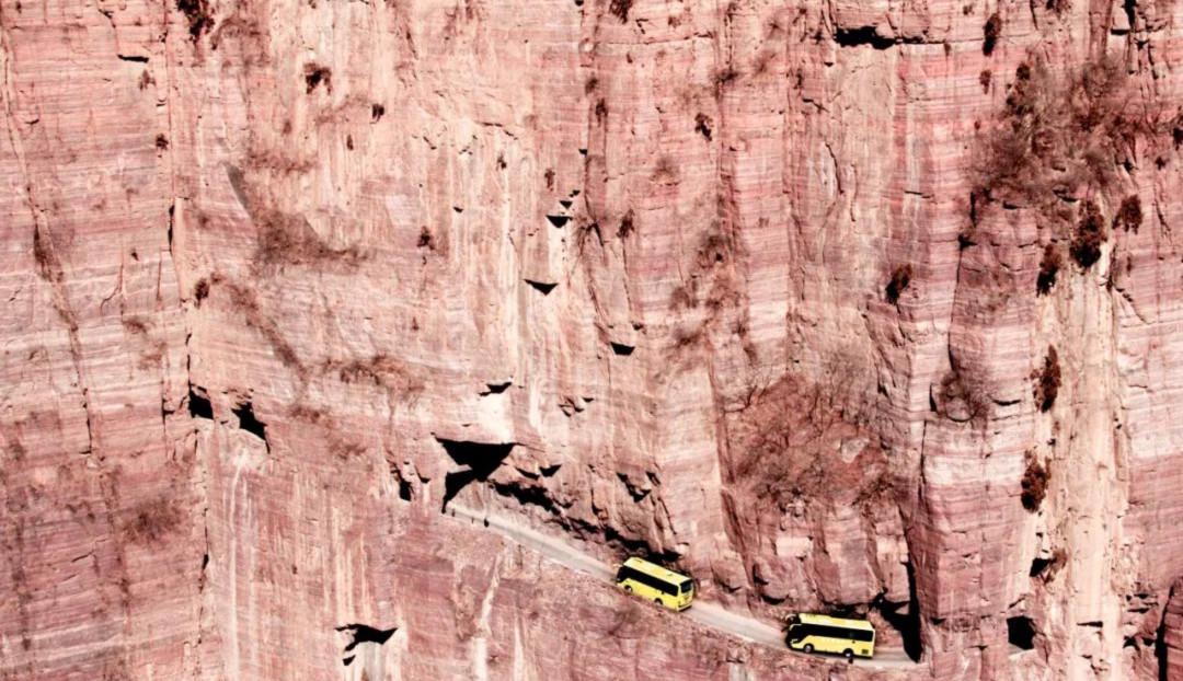 这个坐落在1700米悬崖上的地方,是中国最危险的村庄,风景绝美!