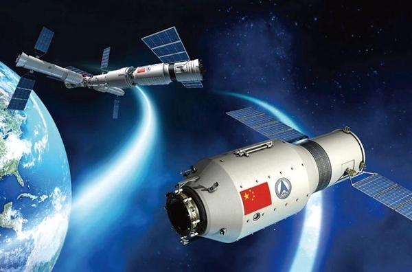 神舟12号载人飞船、长二F火箭抵达发射场:中国空间站六大件齐了