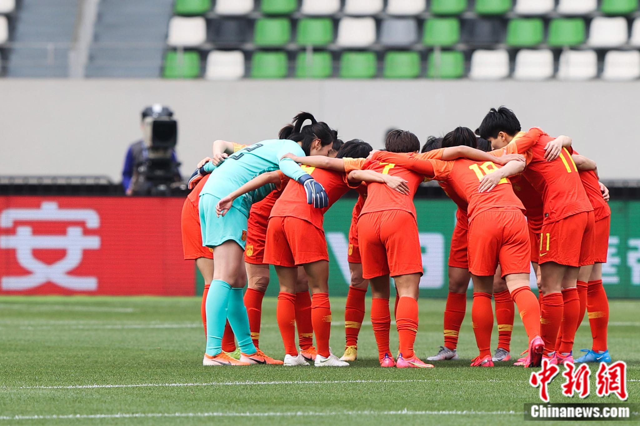 女足打赢中国足球全年第一大战役,剩下的看男足了