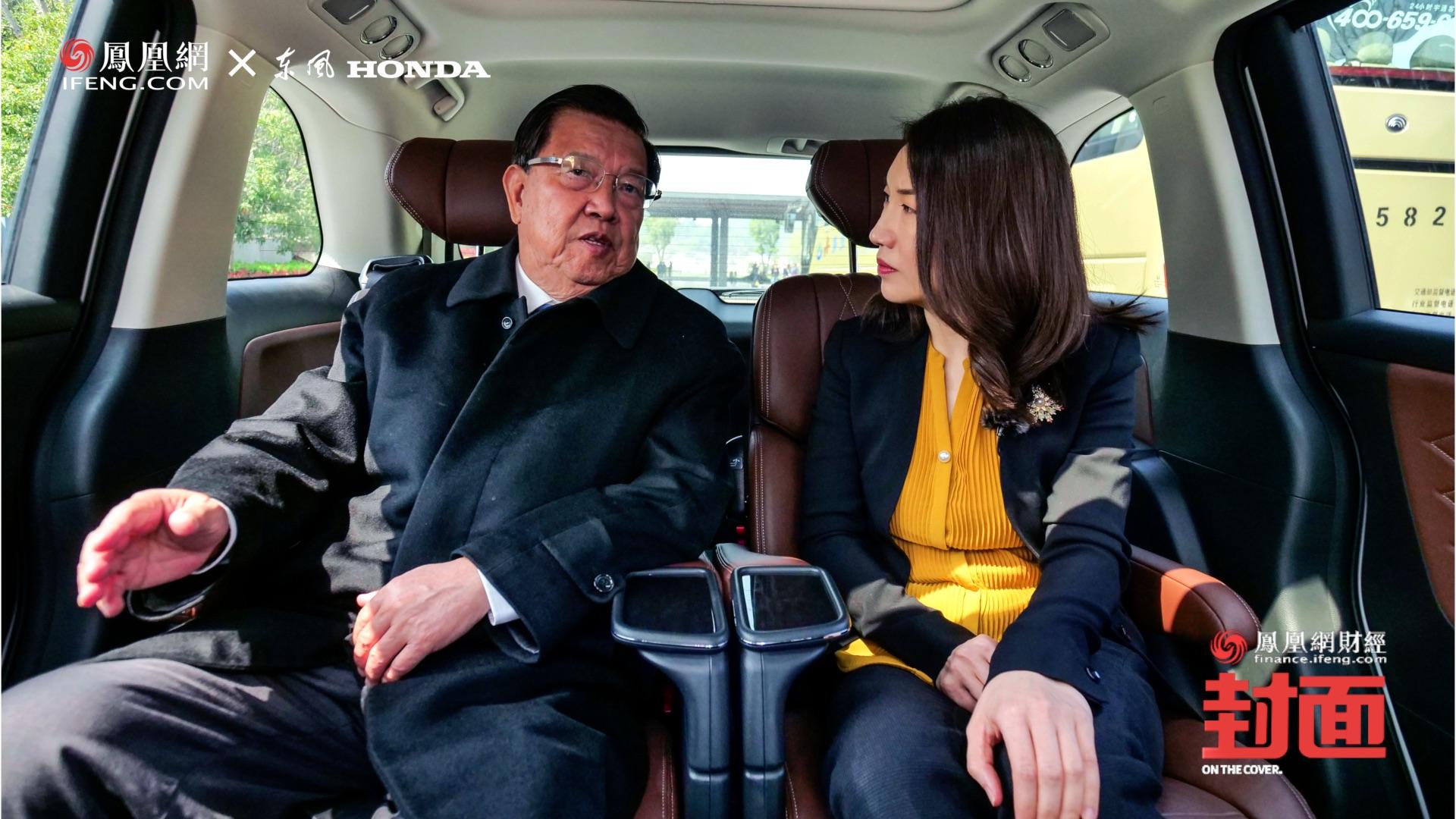 """龙永图:有些大企业缺乏做强的意识,总想到处收购""""小猪"""" 凤凰《封面》"""