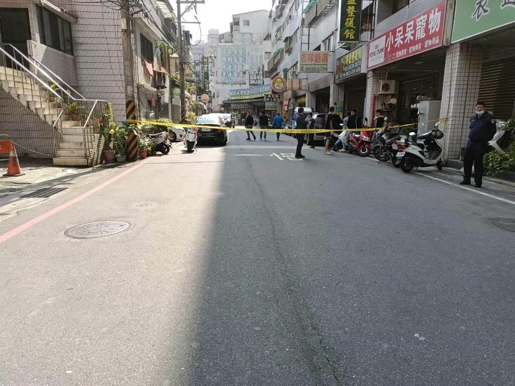 台湾枪击案:黑帮大佬被杀 10多名黑衣人现身医院