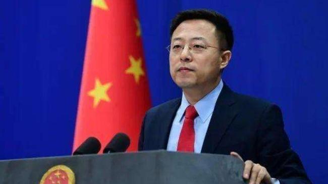 """美情报高官谈""""全球威胁""""扯上中国 赵立坚引用英语俗语驳斥"""