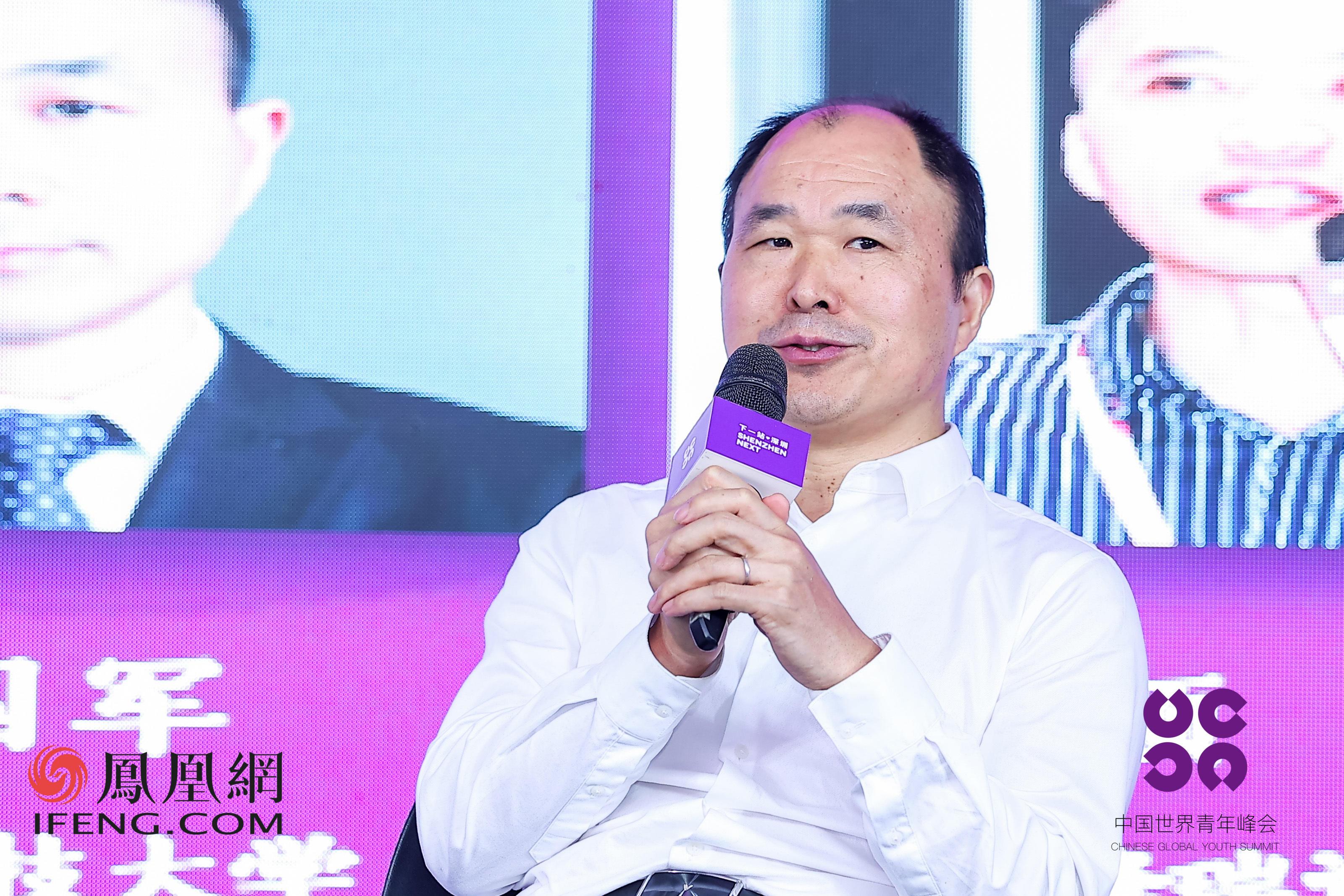 华科教授张国军:在深圳办事不分有关系和没关系,都能办成