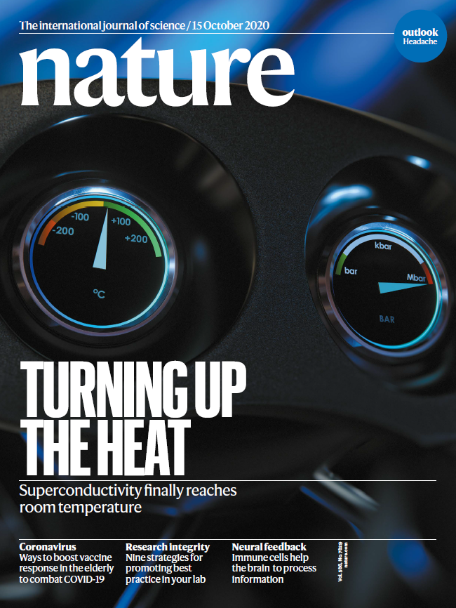 首个室温超导体问世了,却在《中国高新科技》杂志找到理论依据