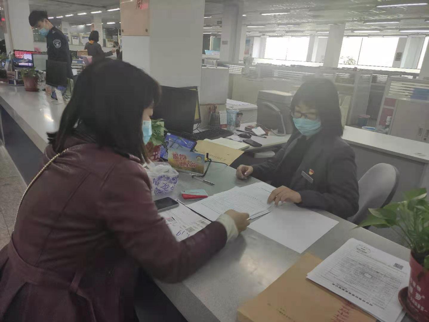沈阳市苏家屯区营商环境建设局机关支部委员会:做好营商服务的加减法