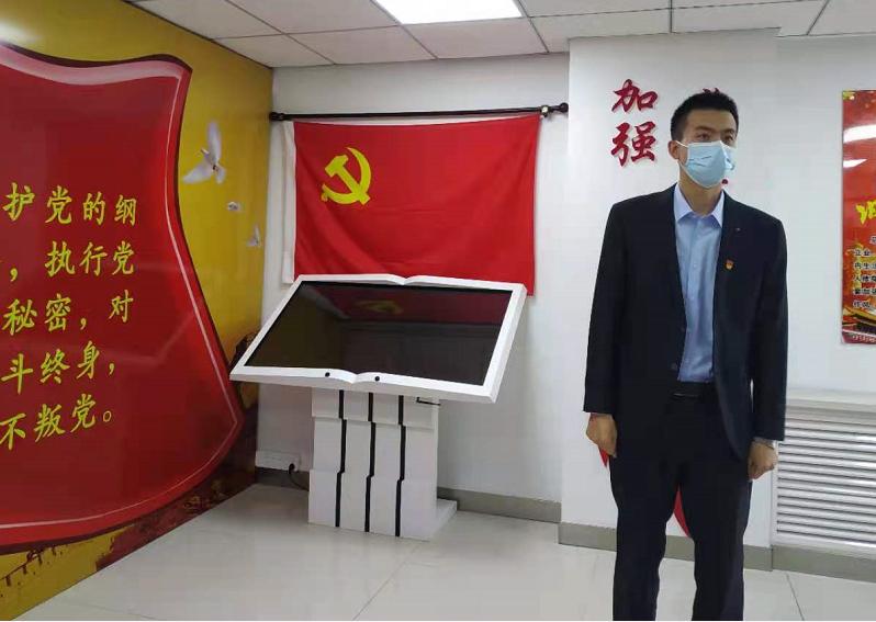 中共沈阳市苏家屯区孔雀城幸福社区委员会:社区里的尖刀连
