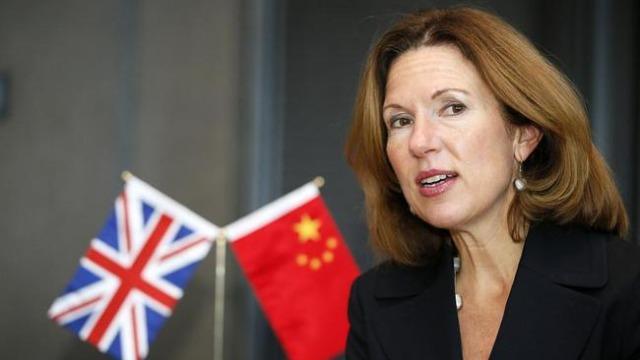 英国驻华大使:中国在电动汽车研发进展让人印象深刻