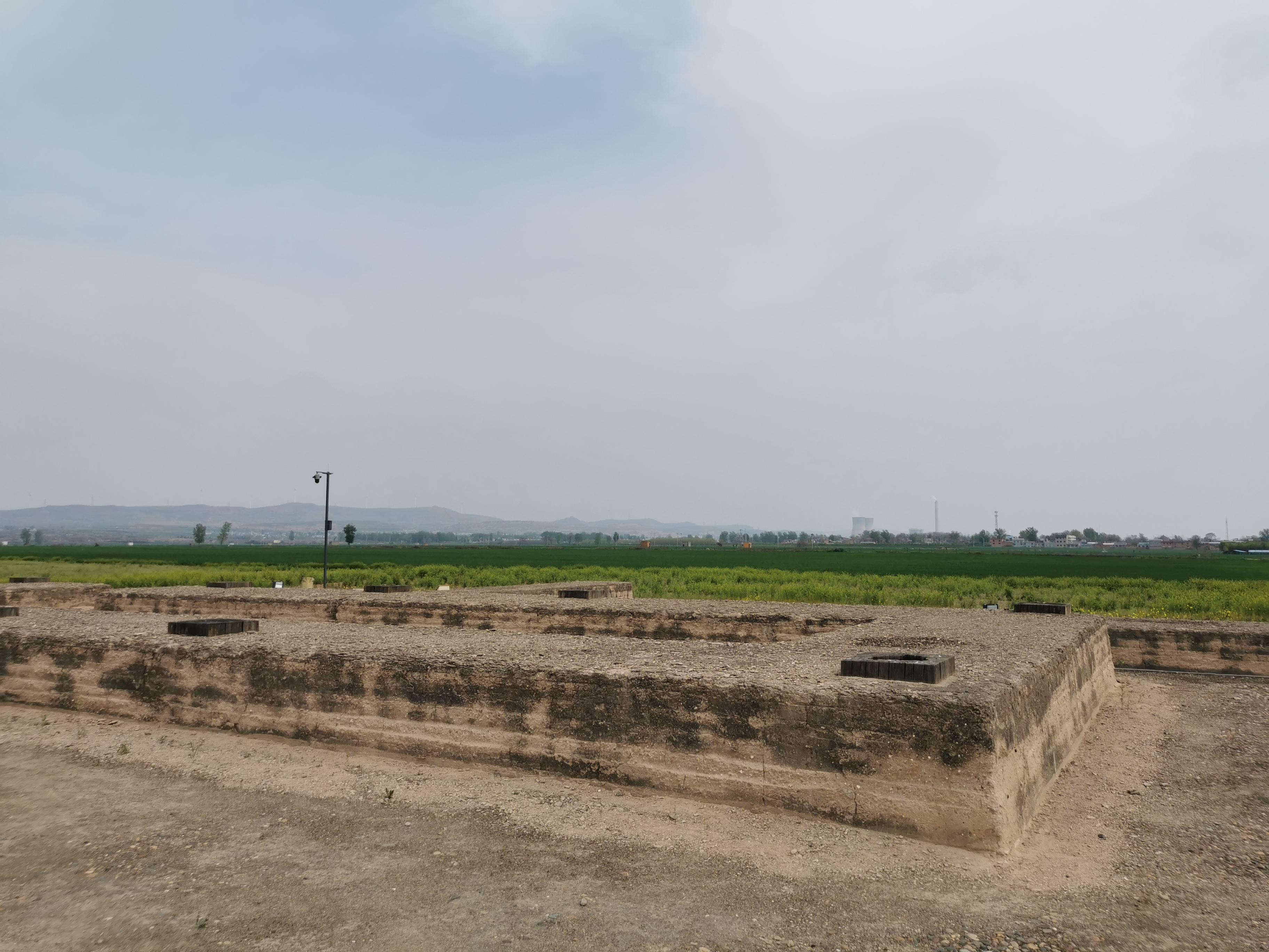 汉魏洛阳故城遗址