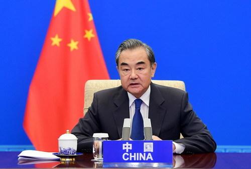 王毅出席联合国安理会高级别公开辩论会,提出四点看法