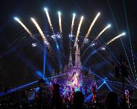 上海迪士尼开启5周岁庆典活动