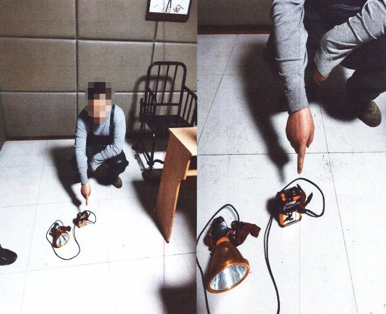 """打击长江流域非法捕捞:两男子酒后电鱼想""""尝鲜"""" 民警及时赶到查处"""