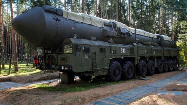 普京:俄罗斯战略核力量现代武器比例将超88%