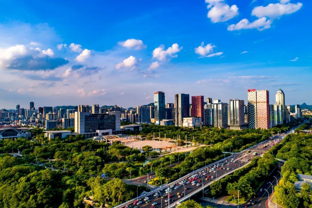 嘉兴城市景观。图源:嘉兴发布