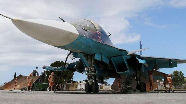 俄罗斯空天军部队在叙利亚消灭200名武装分子