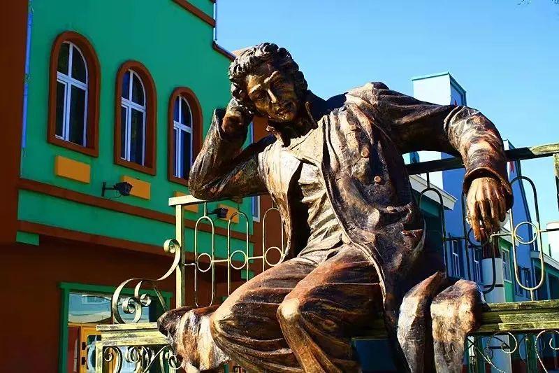 中国离海最远的童话小镇,藏着北疆最精华的风光