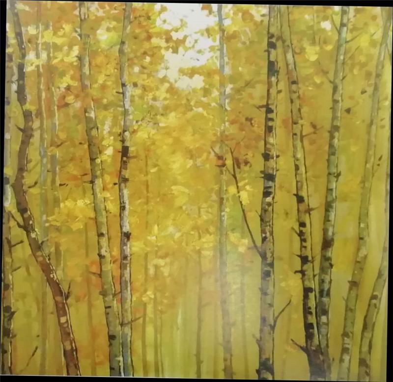 李维世《小树林》