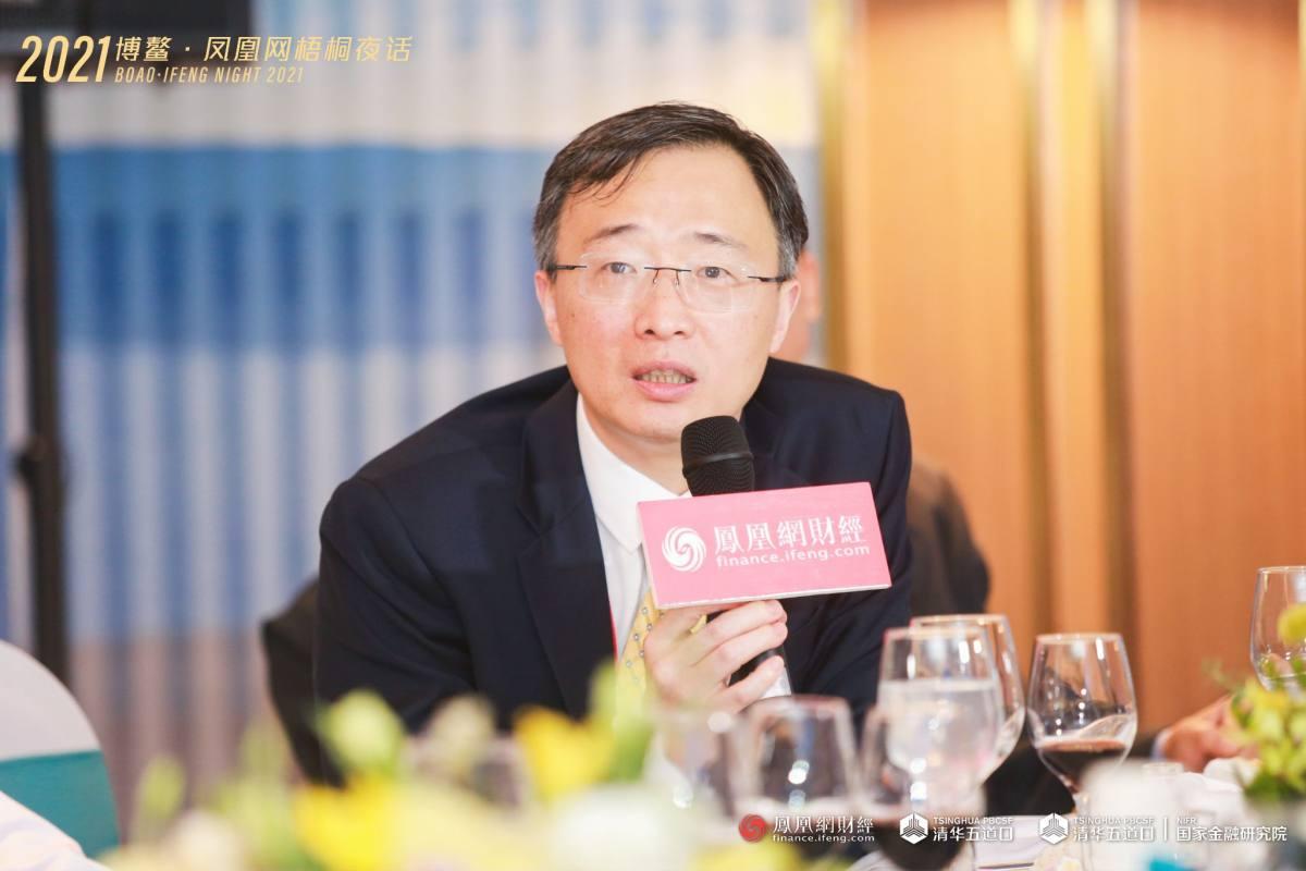 京东科技集团首席经济学家、研究院院长 沈建光