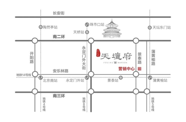 古老的北京,年輕的二環