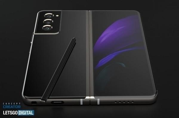 首款屏下相机旗舰!曝三星Galaxy Z Fold 3物料已投产:或提前发布