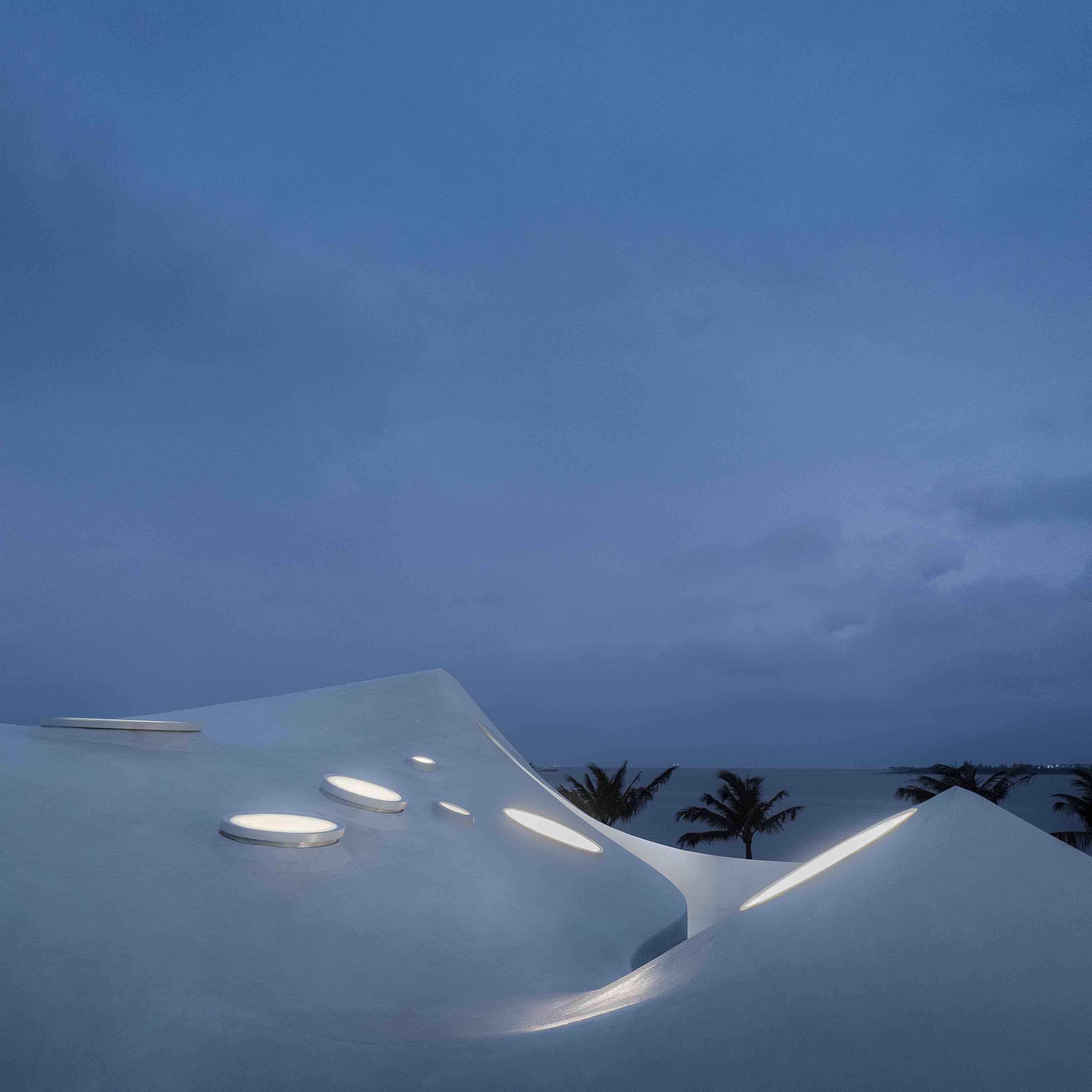 建筑雕塑感极强 CreatAR Images图