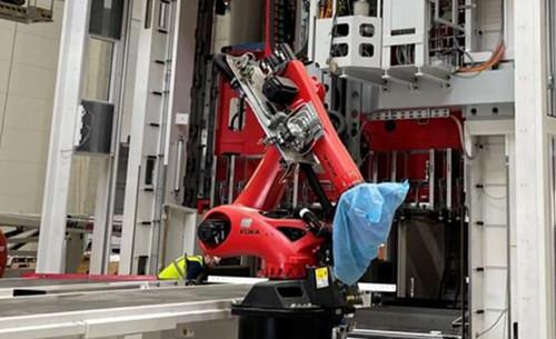 特斯拉柏林超级工厂已安装美的旗下库卡工业机器人
