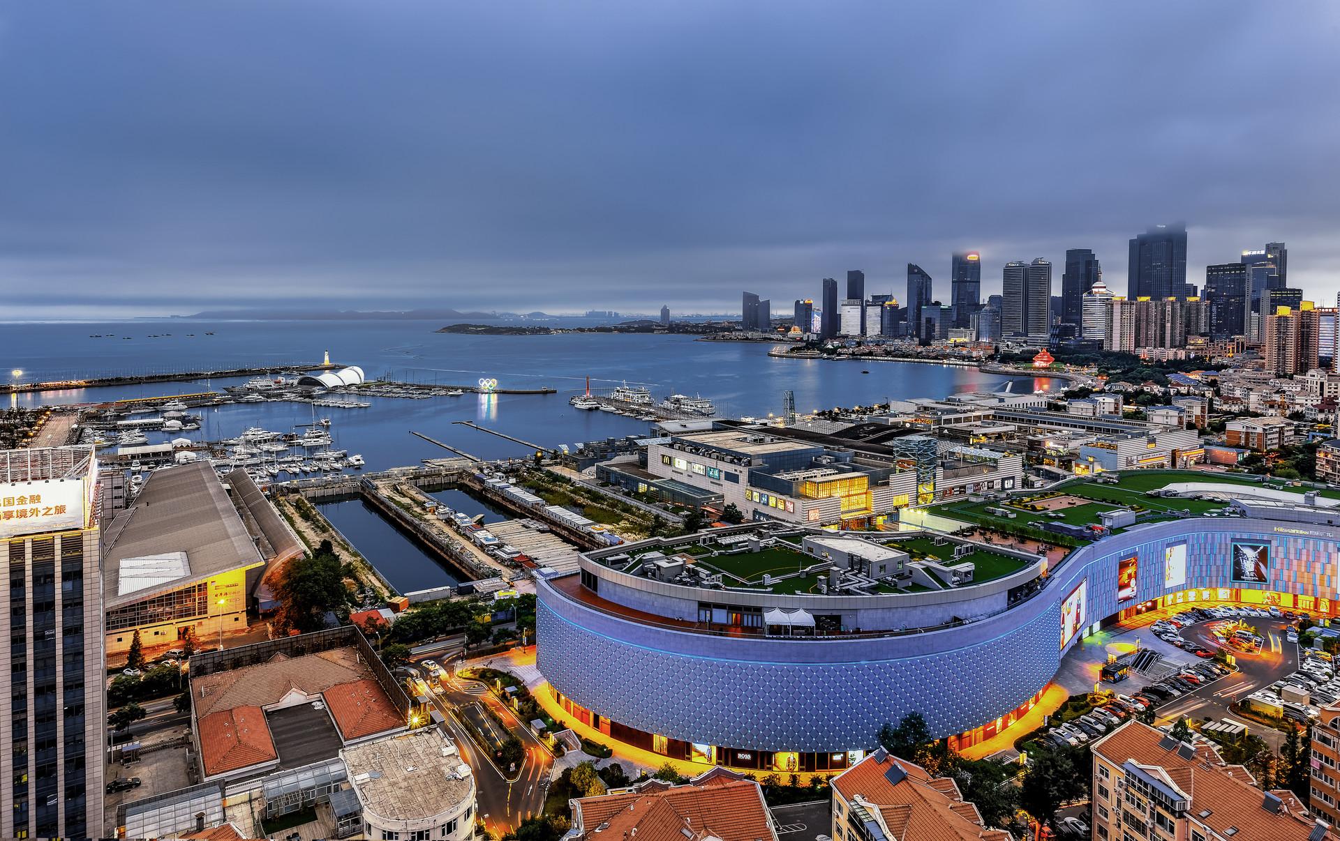 """青岛推出""""三六五""""举措促进国际消费中心城市建设"""
