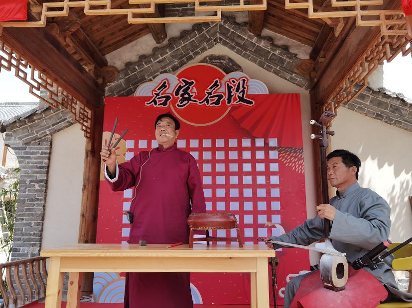 """开封乡村振兴""""1+6""""示范带民俗民宿文化艺术节开幕式举行"""