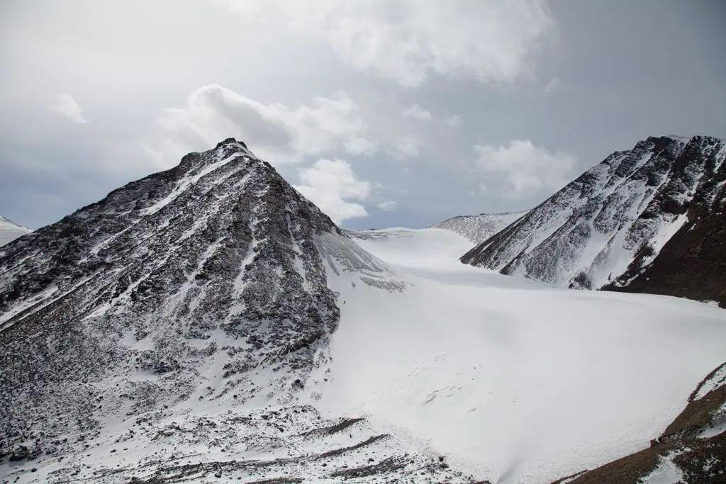 天山一号冰川