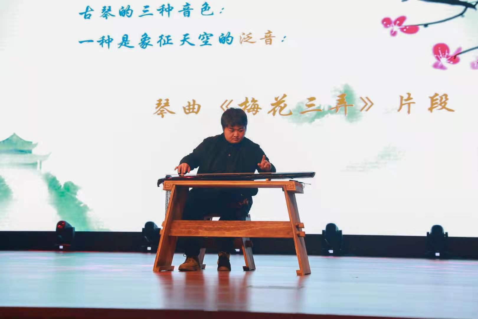 """天元公学青少年活动中心""""百场儿童音乐会""""首场演出圆满举行"""