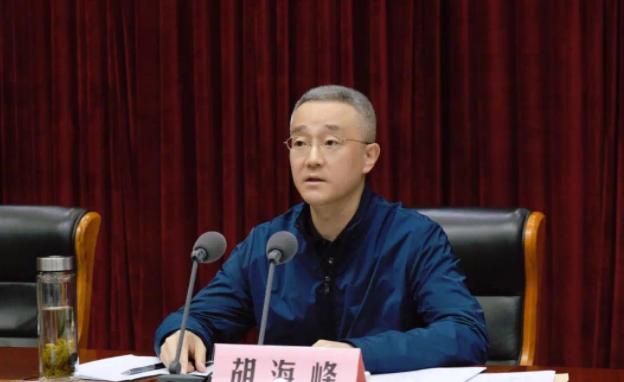 胡海峰参加丽水市政法队伍教育整顿查纠整改工作动员部署会 来源:丽水发布